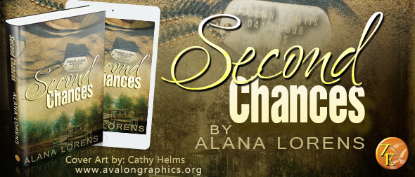Second Chances by Alana Lorens - Cover Art by Cathy Helms