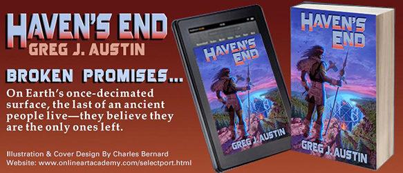Haven's End by Greg J. Austin