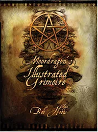 Moordragon's Illustrated Grimoire Cover 1