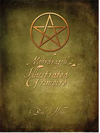Moordragon's Illustrated Grimoire Cover 2