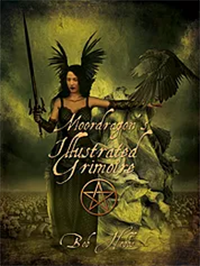 Moordragon's Illustrated Grimoire Cover 4