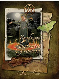 Moordragon's Illustrated Grimoire Cover 5