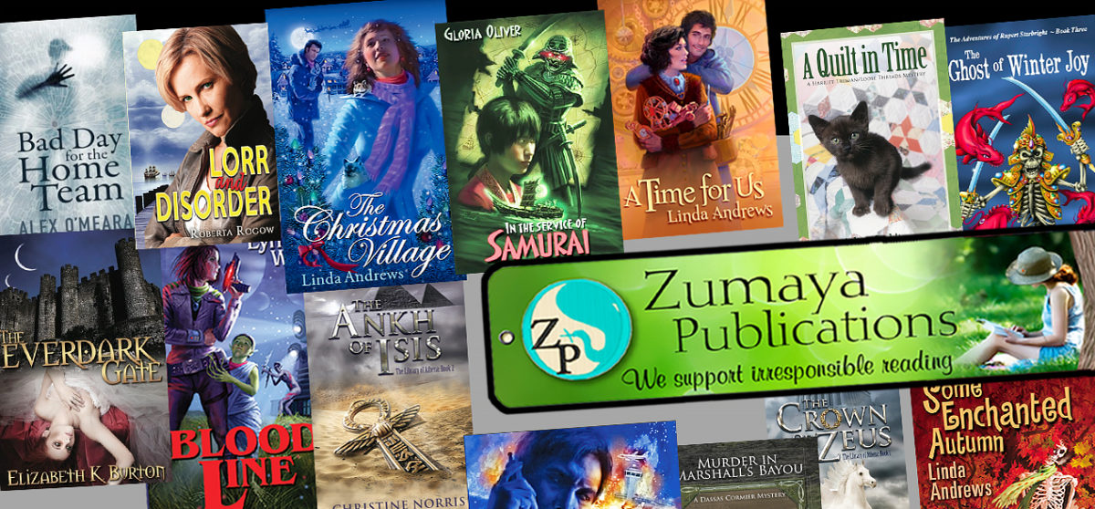 Zumaya Publications LLC