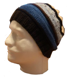Eid's Hat from Double Knit