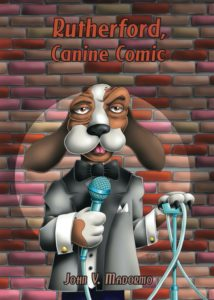 Rutherford Canine Comic by John V. Madormo