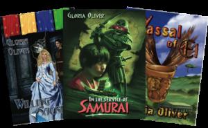 Gloria Oliver YA eBook BoxSet