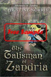 The Talisman of Zandria Free Sample