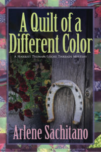 A Quilt of a Different Color by Arlene Sachitano
